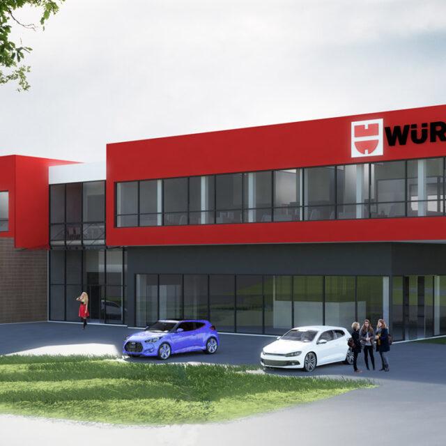 Würth-Nierderlassung-Künzelsau-web