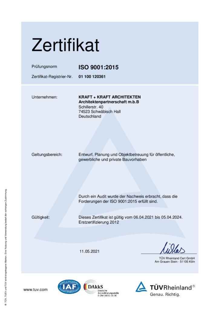 din-iso-zertifikat