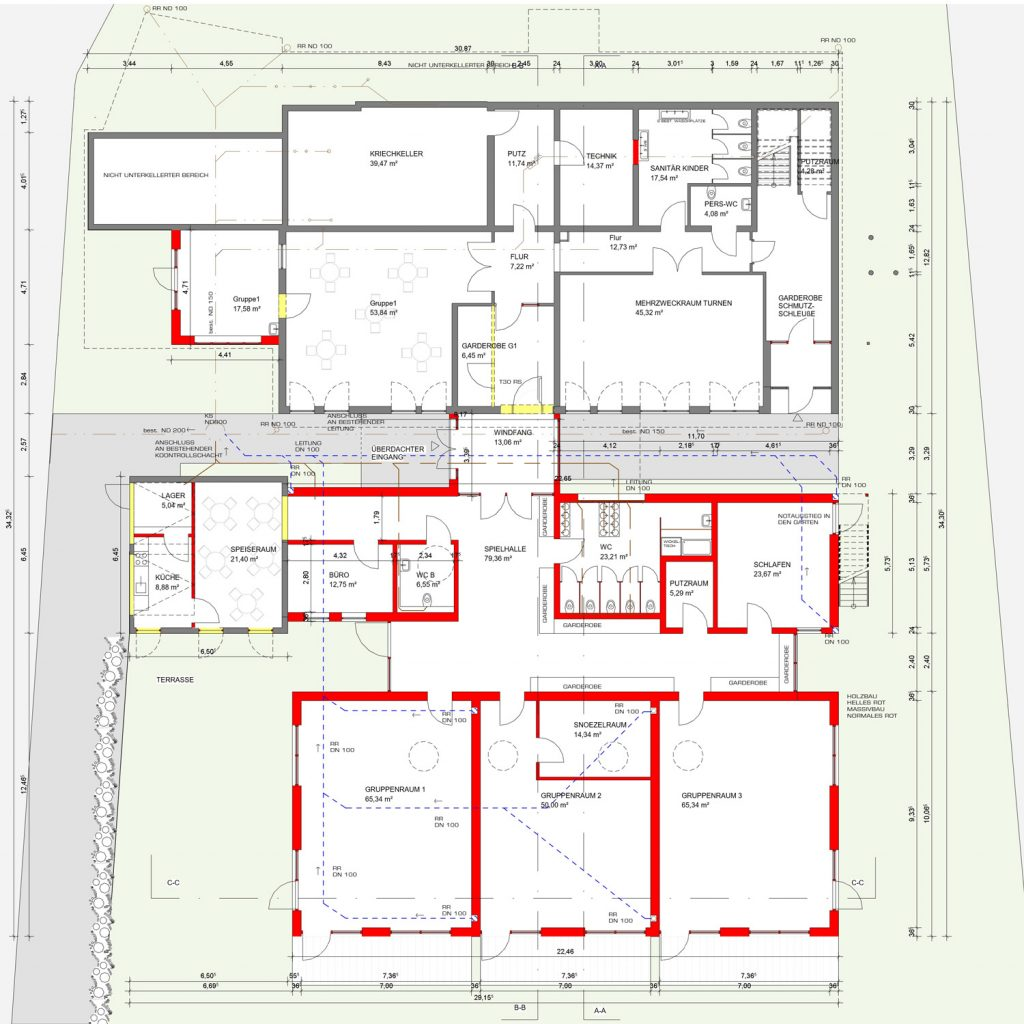 23-Erweiterung-Kindergarten-Gründelhardt