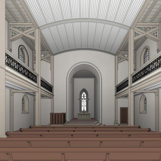 32-Innenrenovierung-Margarethenkirche
